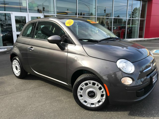 Pre-Owned 2015 FIAT 500 Pop Automatic