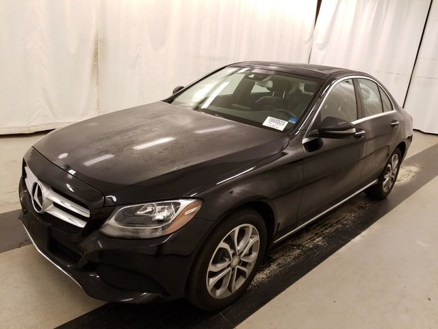 Pre-Owned 2016 Mercedes-Benz C