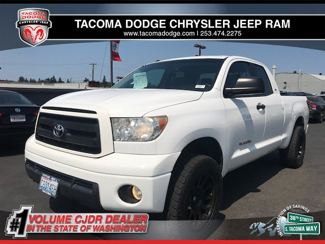 Pre Owned 2010 Toyota Tundra Grade 46l V8 Truck In Tacoma R180307c