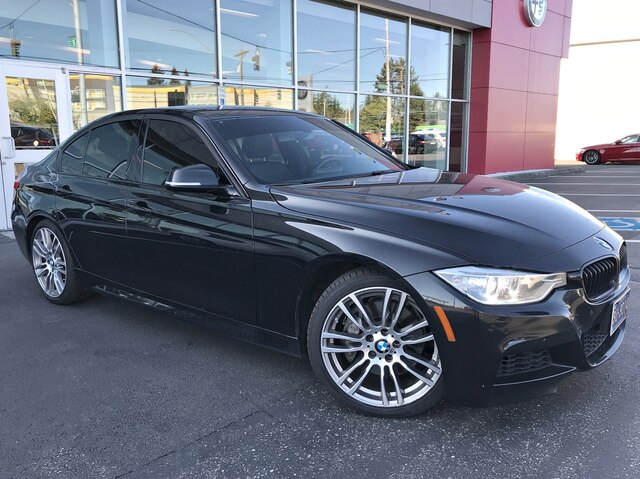 Pre-Owned 2014 BMW 335i i