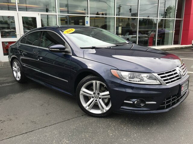 Pre-Owned 2014 Volkswagen CC 2.0T