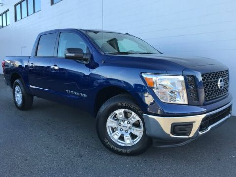 Pre-Owned 2019 Nissan Titan S