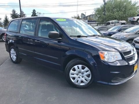 Certified Pre-Owned 2014 Dodge Grand Caravan AVP/SE