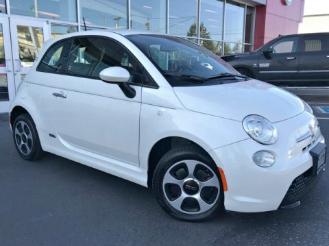 Pre-Owned 2013 FIAT 500e Battery Electric