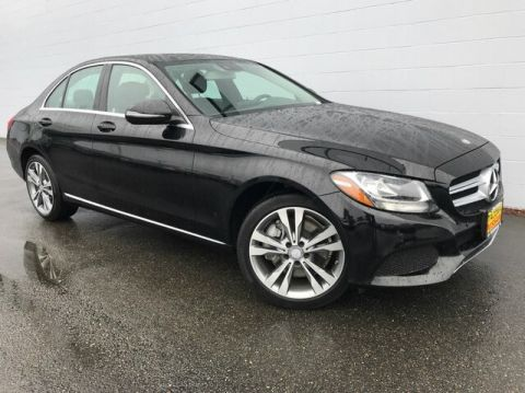 Pre-Owned 2016 Mercedes-Benz C Sport