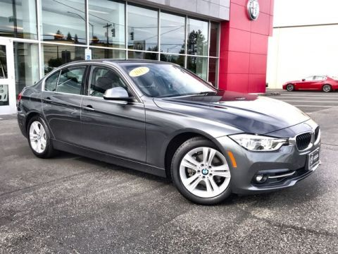 Pre-Owned 2017 BMW 330i xDrive