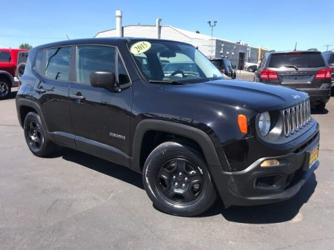 Certified Pre-Owned 2015 Jeep Renegade Sport